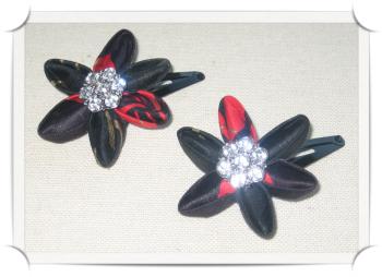 kanzashi-flower-hairclips