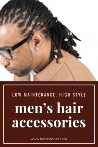 dreadlock accessories (men and unisex)