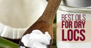 Best oils to moisturize dry locs