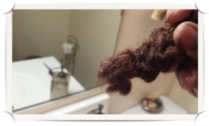 dreadlock lint removal