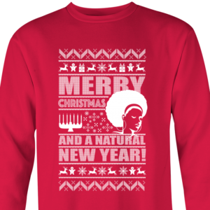 nauralista ugly christmas sweater