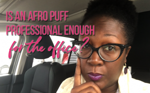 afro puff or na? - natural hair problems