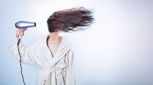 heat damage hair dryers?