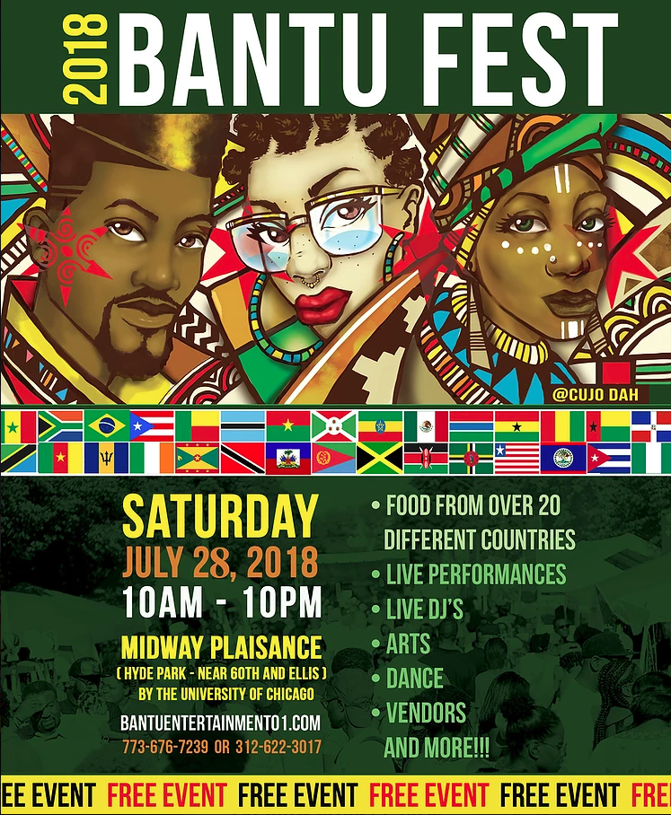 loccessories at bantufest 2018
