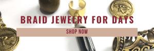 find unique jewelry for braids