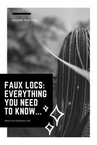 faux locs everything you need to know about