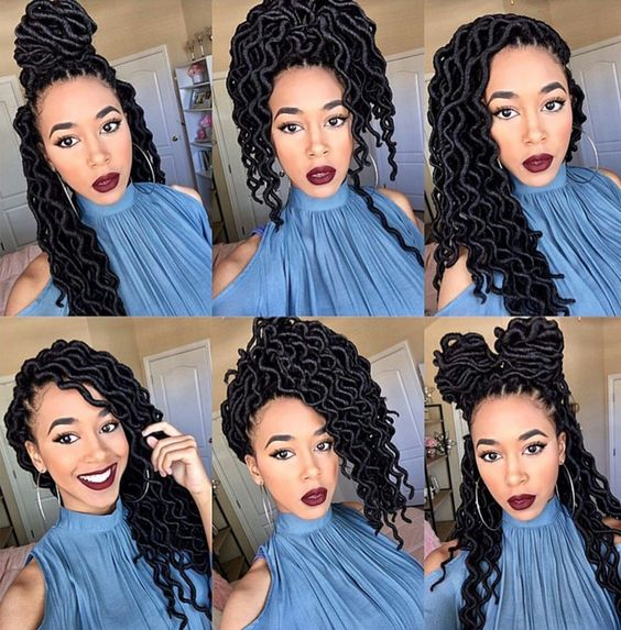 Everything You Need To Know About Faux Locs Newbie Questions Answered Loccessories