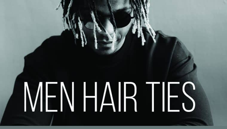 Mens Hair Ties: The Hipster #HairFashion You Need To Try