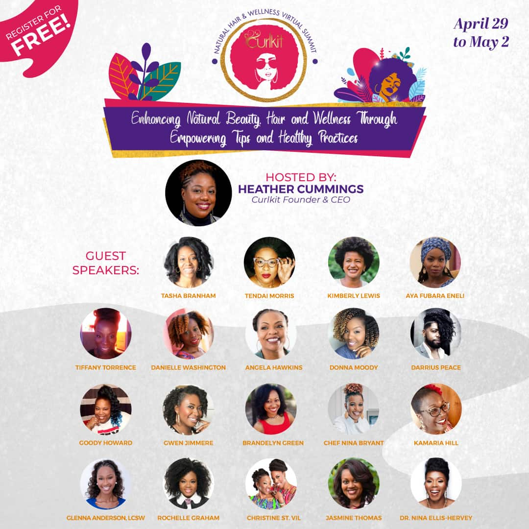 CurlKit natural hair & wellness summit - loccessories interview