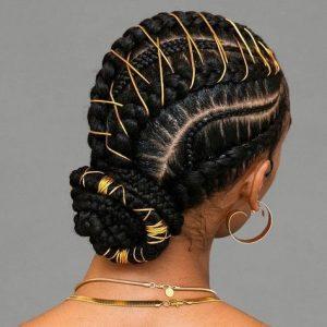 braid wraps for cornrows