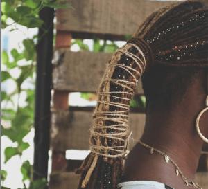 loc sprinkles hair jewelry