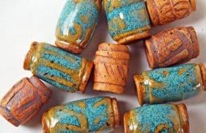 ceramic beads for hair
