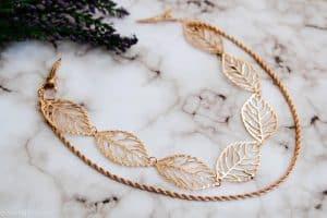 hair chain jewelry