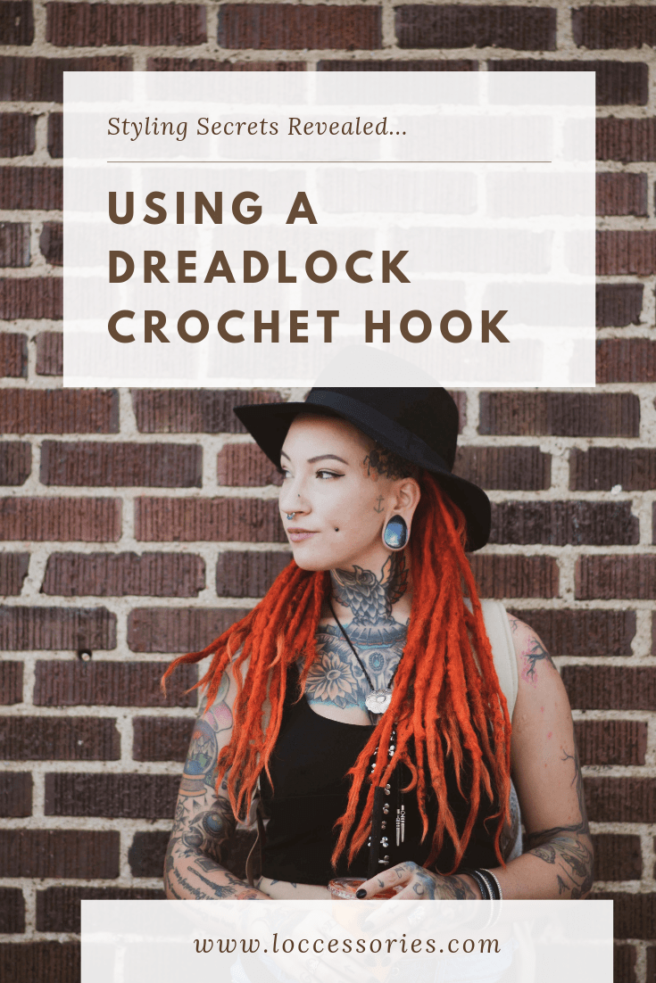 styling secrets dreadlock crochet hook