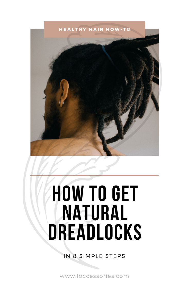 how to get dreads DIY
