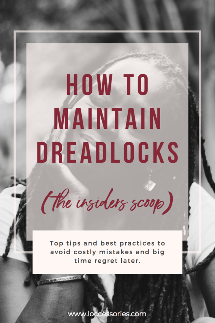 how to maintain dreadlocks on pinterest