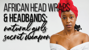 african head wraps for natural hair