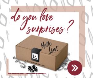 hair jewelry surprise box